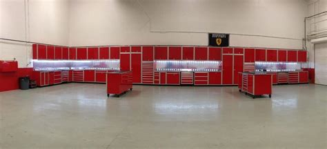 high end storage cabinets gallery of garage shop aluminum cabinets moduline