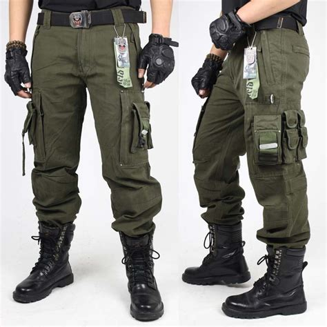 tactical clothing mens cargo overalls tactical army