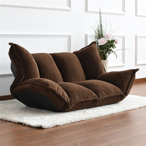 Reclining Leather Futon Futon Pillows And Most Reclining Sofa Bed