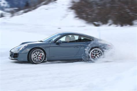 Porsche Fahrertraining by Porsche Fahrtraining Im Winter Lustgewinn Mit Gegenpendler