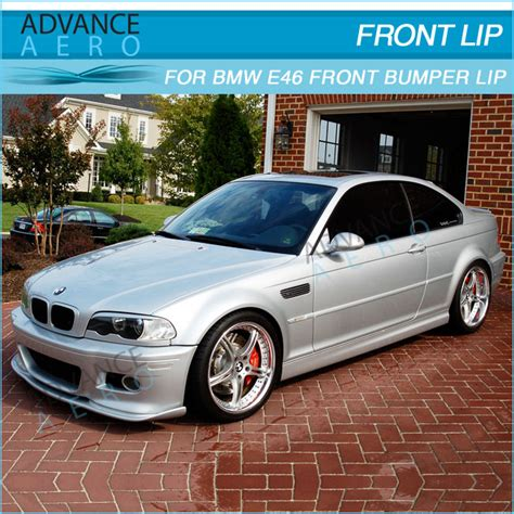 Bmw M3 Accessories by For 01 06 Bmw E46 M3 Poly Urethane Auto Parts Car