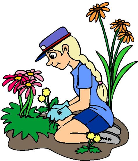 clip gardener clip clip gardening 161062