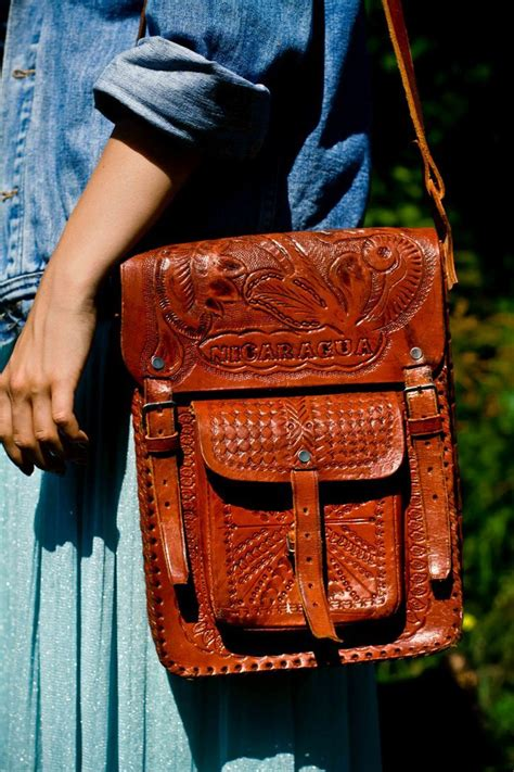 Coach Mexico Bag Premium Kombi Kulit Asli 416 best images about western tooled leather accessories on leather purses