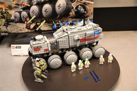 Lego 75151 Wars Clone Turbo Tank Starwars Original Mainan e immagini dei set lego wars estate 2016 dal new york fair mattonito