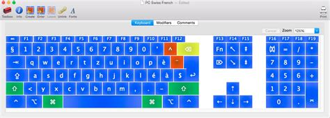 keyboard layout os x os x keyboard layout swiss french pc binaire utopia mag