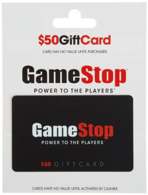 Gamestop Electronic Gift Card - gamestop gift card 50 shop giftcards