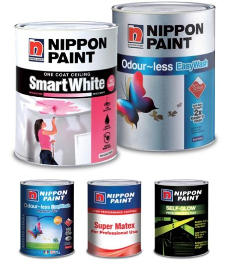 Cat Nippon Paint Spotless 25kg daftar harga cat nippon paint terbaru april 2018