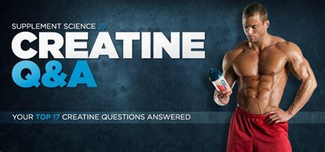 creatine q and a creatine q a bodybuilding clubboost