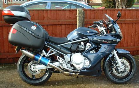 Suzuki Bandit 1250 Gt Gsf1250 Bandit Gt 2008 Gt Motorbike Exhausts Fuel Exhausts