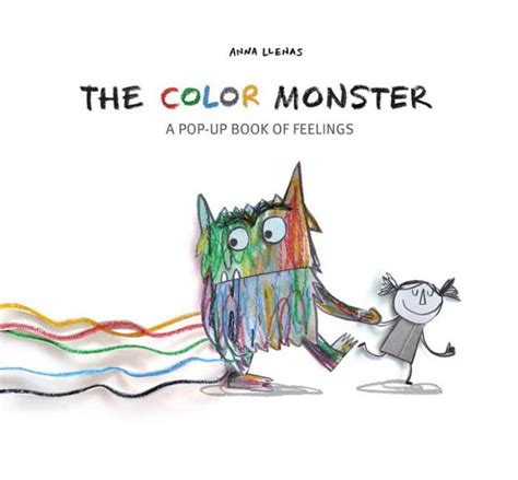 monsters colors the color a pop up book of feelings by