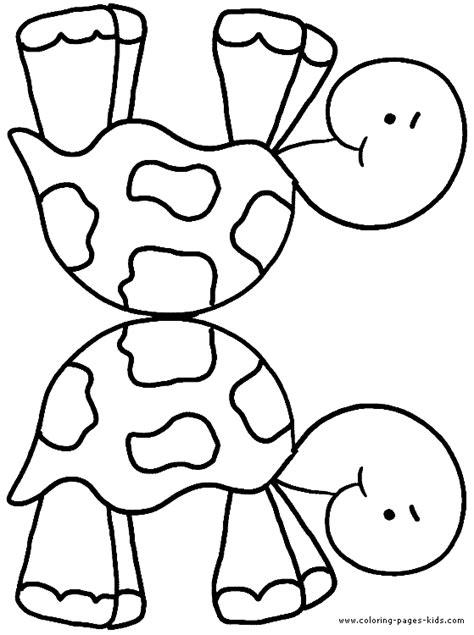 cute ninja turtles coloring pages cute turtle coloring pages getcoloringpages com