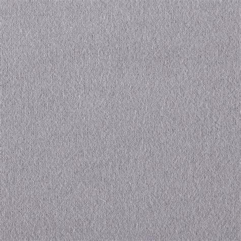 Flannel Upholstery Fabric Solid Flannel Grey Discount Designer Fabric Fabric