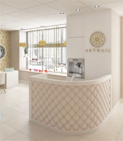1000 Images About Salon Reception Desk Waiting Area On Reception Desk Hair Salon