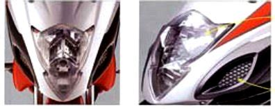 Pemasaran Duct suzuki arashi 125 all about underbone motorcycle