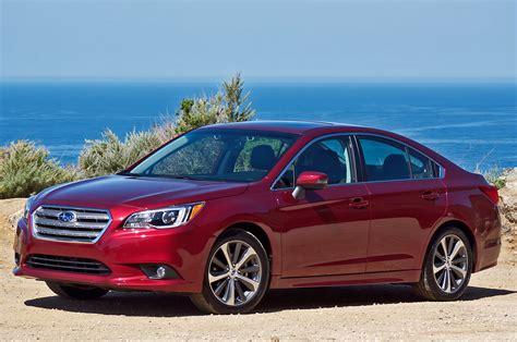 custom subaru legacy 2015 2015 subaru legacy first drive photo gallery autoblog