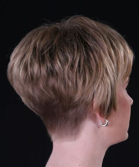 how to cut short choppy wedge short stacked wedge haircuts google search hair