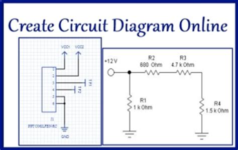 3 free circuit diagram creator to create electronic