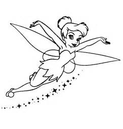 tinker bell coloring pages free coloring pages of tinkerbell