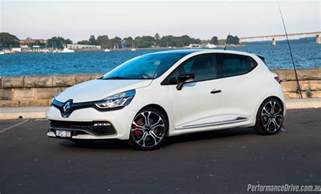 Renault Clio Sport White Renault Clio R S 220 Trophy Review Performancedrive