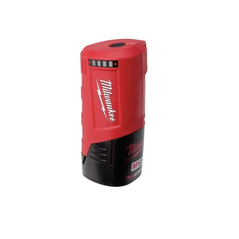 milwaukee m12 power source tool only 49 24 2310 the