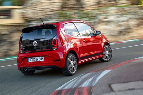 volkswagen up vw up gti review parkers