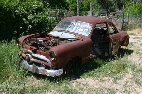 Auto Kaputt by Ford Abandoned Car 183 Free Photo On Pixabay