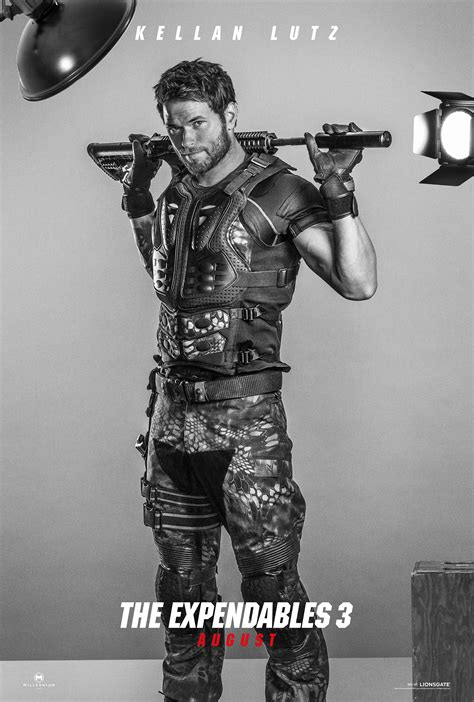 the expendables 3 2014 big screen action kellan lutz talks the expendables 3 working out with the