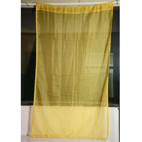 bathroom sheer curtains fashion modern 48 quot x 84 quot voile sheer panel home door