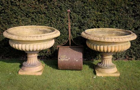 Garden Antiques by Lindsay And Garden Urn