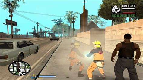 gta naruto mod game download tuto mod naruto sur gta sa youtube