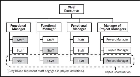 Nike Matrix Safety organizational structure managingprojectsblog