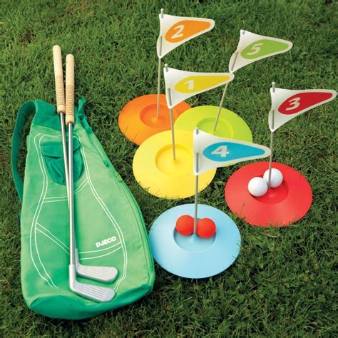 backyard golf set mini golf set set up your own mini golf course in the