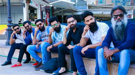 A Club For Bearded Is Telling Indians That Looking