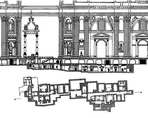 basilica section rome treasures of heaven