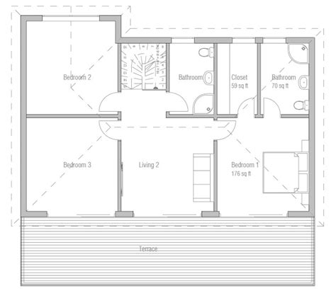 modern house plans 2013 contemporary house plans modern house plan ch172