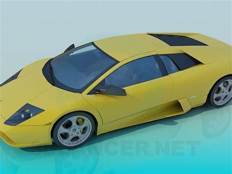 Lamborghini Murcielago Models 3d Model Lamborghini Murcielago For Free
