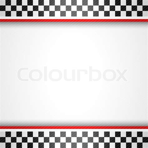 Motorsport Templates racing square background vector illustration template