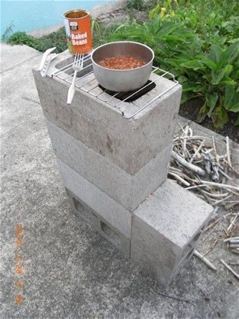 backyard rocket stove 5 cinder block stove cinglivezcinglivez cing