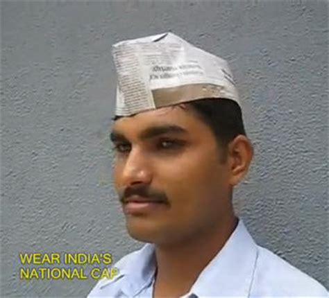 How To Make Nehru Cap With Paper - learn to make gandhi cap learning and creativity