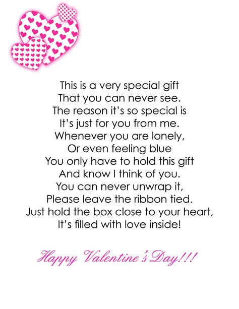 valentines day poems from preschoolers s day poem for valentines day craft