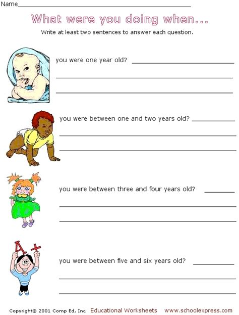 Writing Complete Sentences Worksheets by Writing In Complete Sentences Worksheet