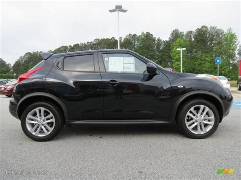 Nissan Juke Black 2017 Ototrends