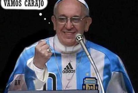 Argentina Memes - francisco y benedicto los protagonistas de la final en