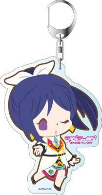 Keychain Matsuura Kanan Aquors Live amiami character hobby shop live deka keychain kanan matsuura mirai