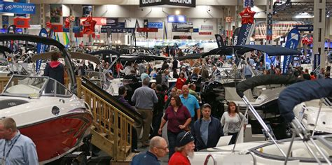 boat show toronto attendance sales surpass expectations at toronto boat