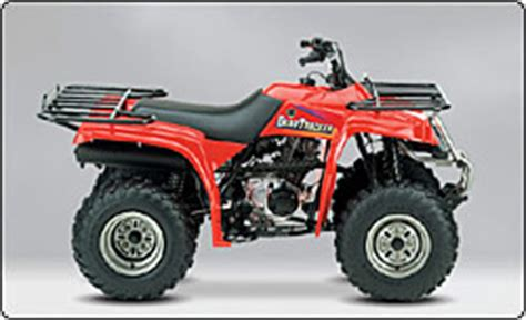 Atv 110 Cc Comander New Model yamaha atv history