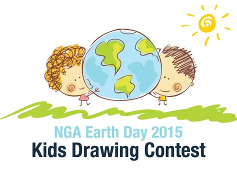 Drawing Contest by Nga Earth Day 2015 Drawing Contest