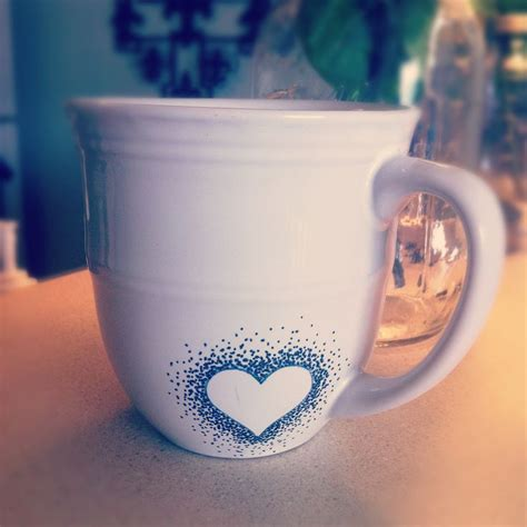design mug with sharpie sharpie mugs just draw your design and bake in a oven