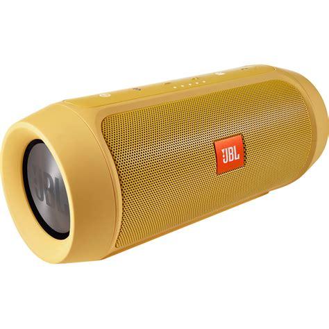 Jbl Charge 2 Portable Bluetooth Speaker Usb Wireless 2 Plus jbl charge 2 portable stereo speaker yellow charge2plusyelam