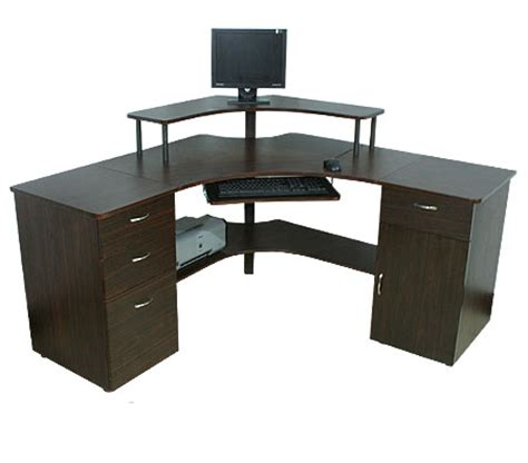 large l desk large l shaped office computer study executive desk table